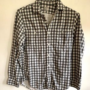 J Crew Button Down Shirt XS